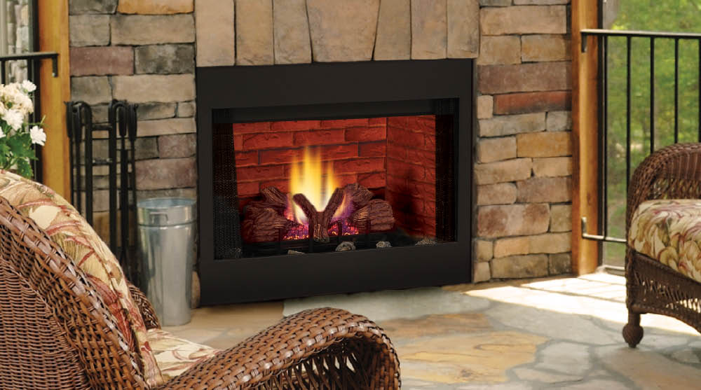 Home & Hearth | B-Vent Gas Stoves
