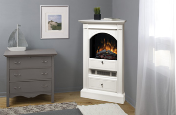 Dimplex Corner Electric Fireplaces