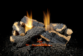 Home Amp Hearth Vent Free Gas Logs