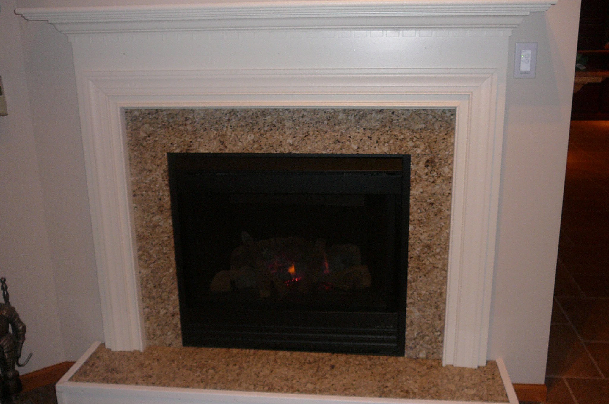 Home Hearth Fireplace Surrounds