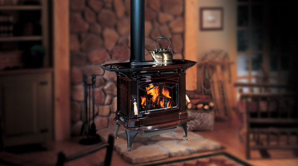 Hampton Wood Stoves - Home & Hearth Wood Stoves