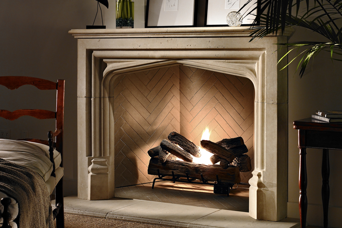 Home & Hearth | Wood Fireplaces