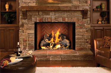 Lennox Wood Fireplaces