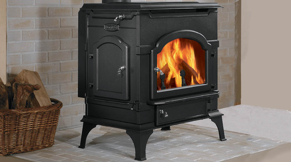 Wood Stoves - Home & Hearth Wood Stoves