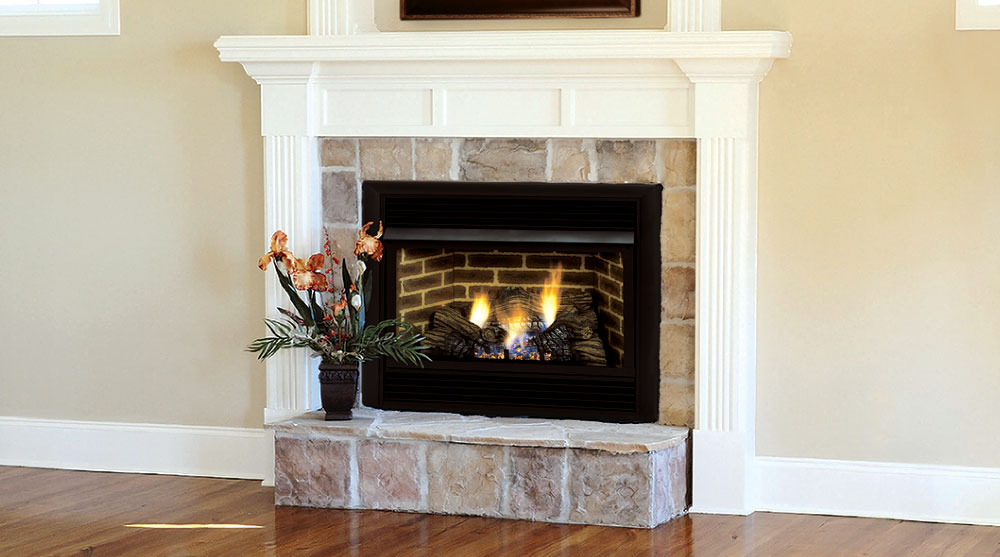 Vent-Free Gas Fireplaces - Home & Hearth Vent Free Gas Fireplaces