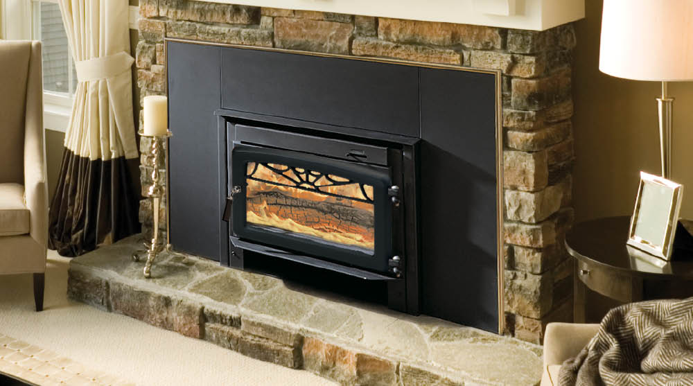 Fireplace Design wood burning fireplace with blower : Home & Hearth | Wood Inserts