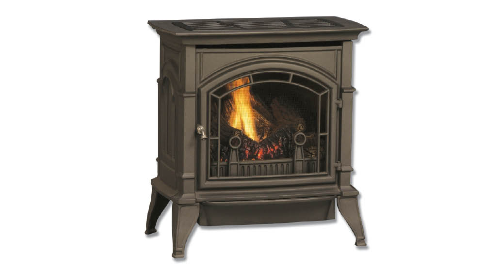 Home & Hearth | Vent Free Gas Stoves