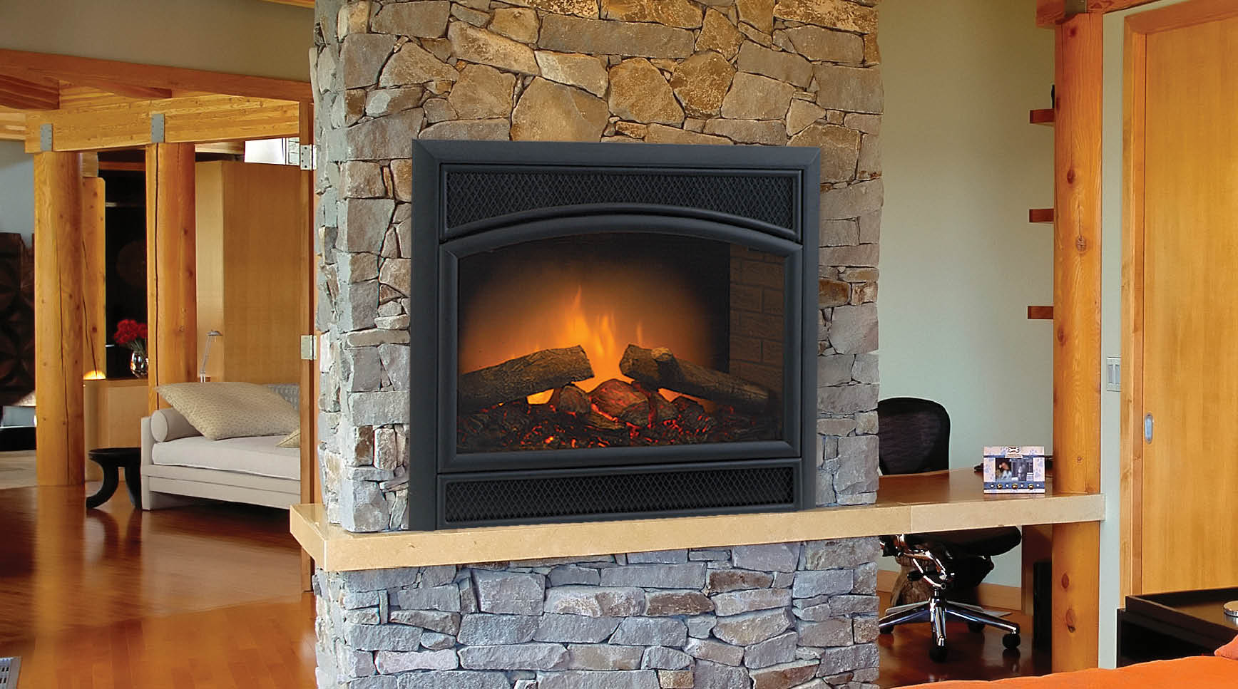 Home Hearth Electric Fireplaces