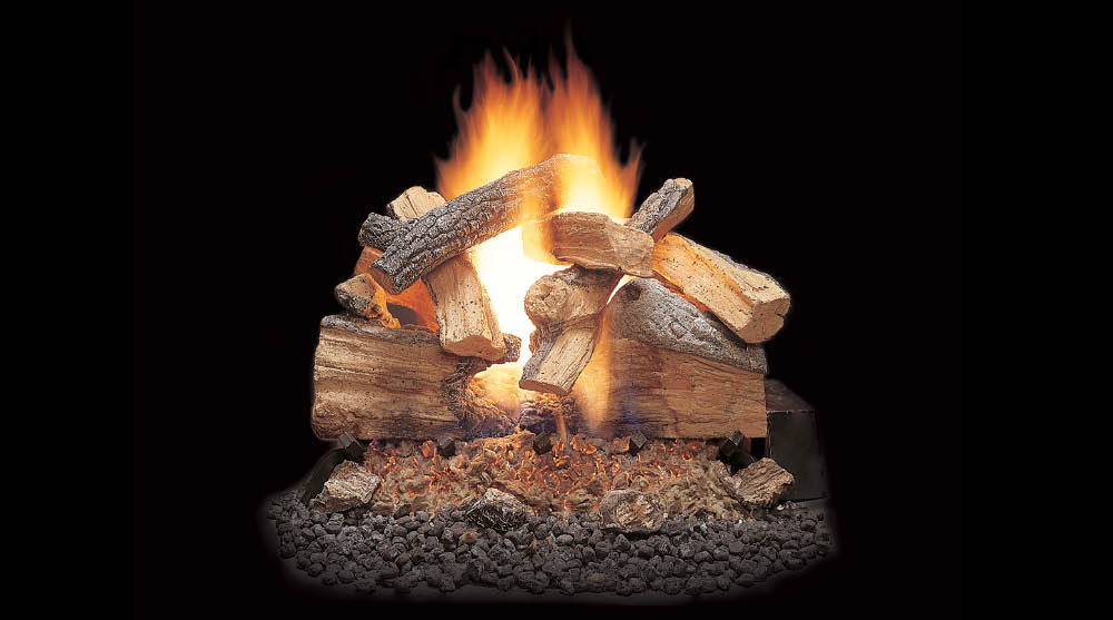 Home and Hearth | Vented Gas Logs
