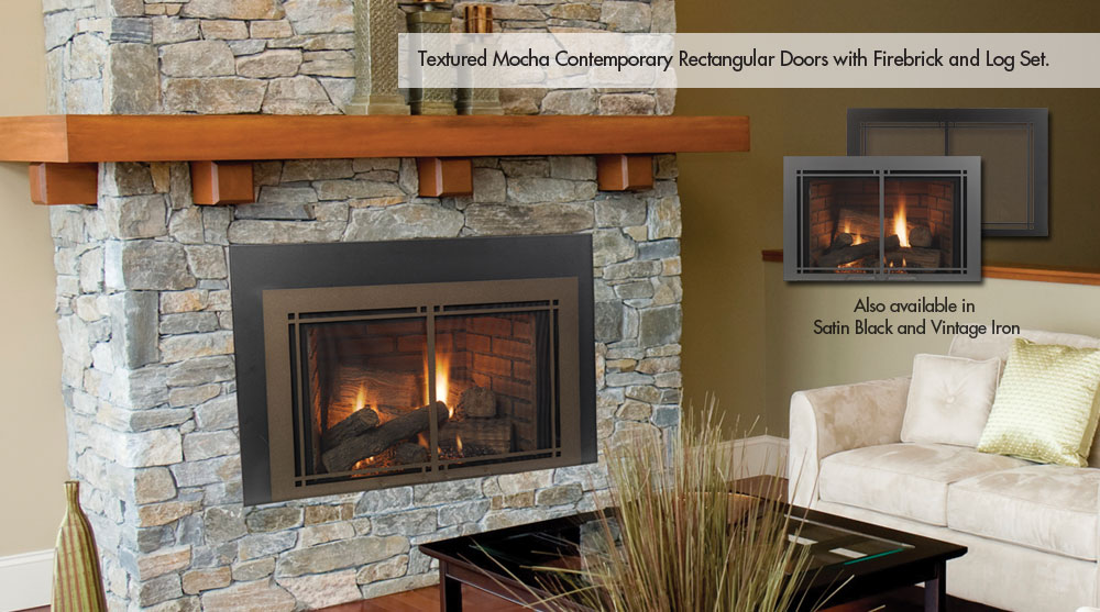 Home & Hearth | Gas Inserts