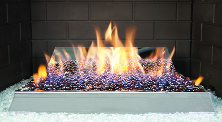 ventfree gas logs