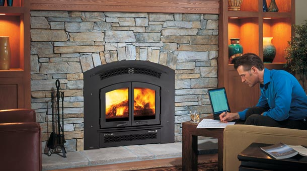 Regency High Efficiency Wood Burning Fireplaces - Home & Hearth High Effeciency Wood Fireplaces