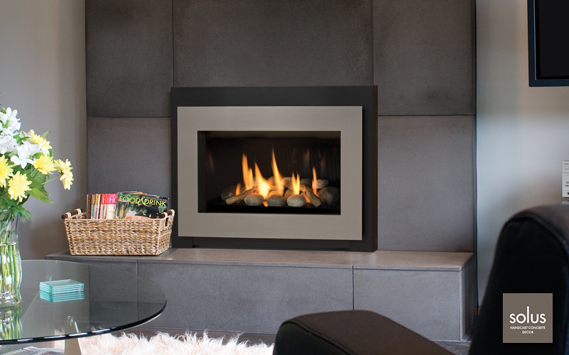 Home hearth gas inserts 2 Contemporary wood fireplace insert