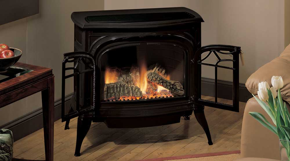 Home Amp Hearth Vent Free Gas Stoves